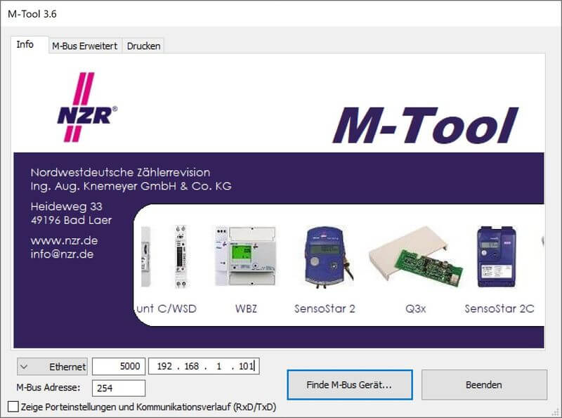 M-Tool Software