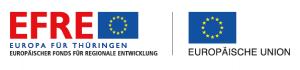 EFRE mit EU Logo