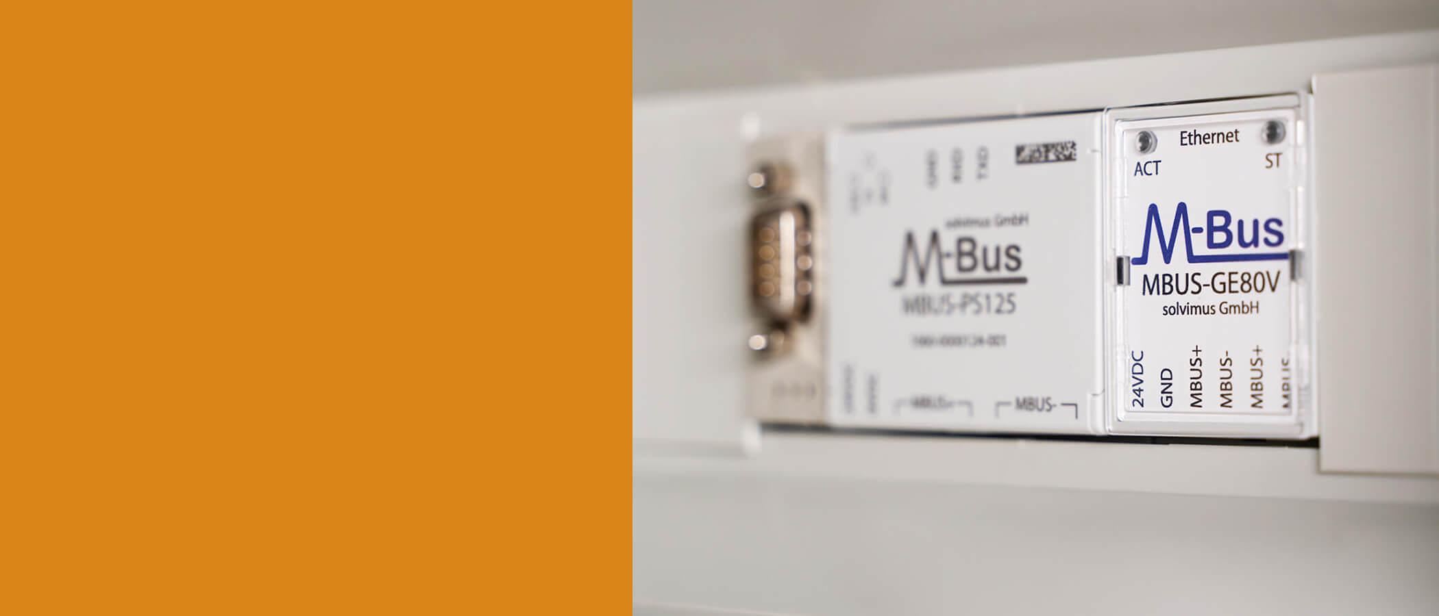 Header M-Bus solvimus nah