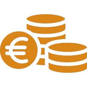 Icon finanzielle Zusatzleistungen