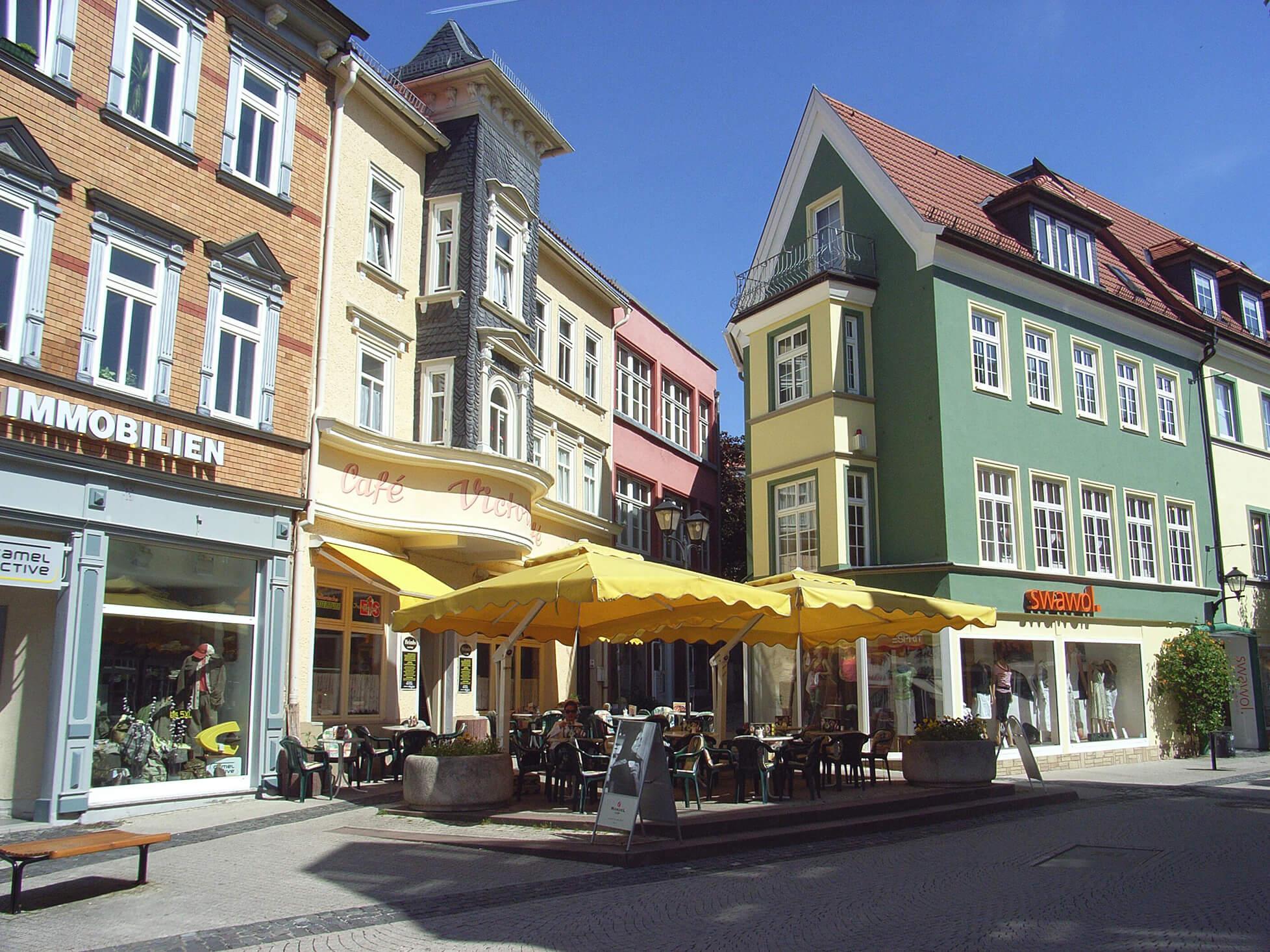 Innenstadt_Ilmenau