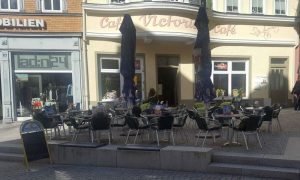 Cafe Victoria in Ilmenau