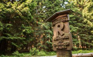 rennsteigschild-im-thueringer-wald