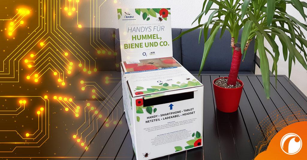 NABU Recycling-Sammelbox