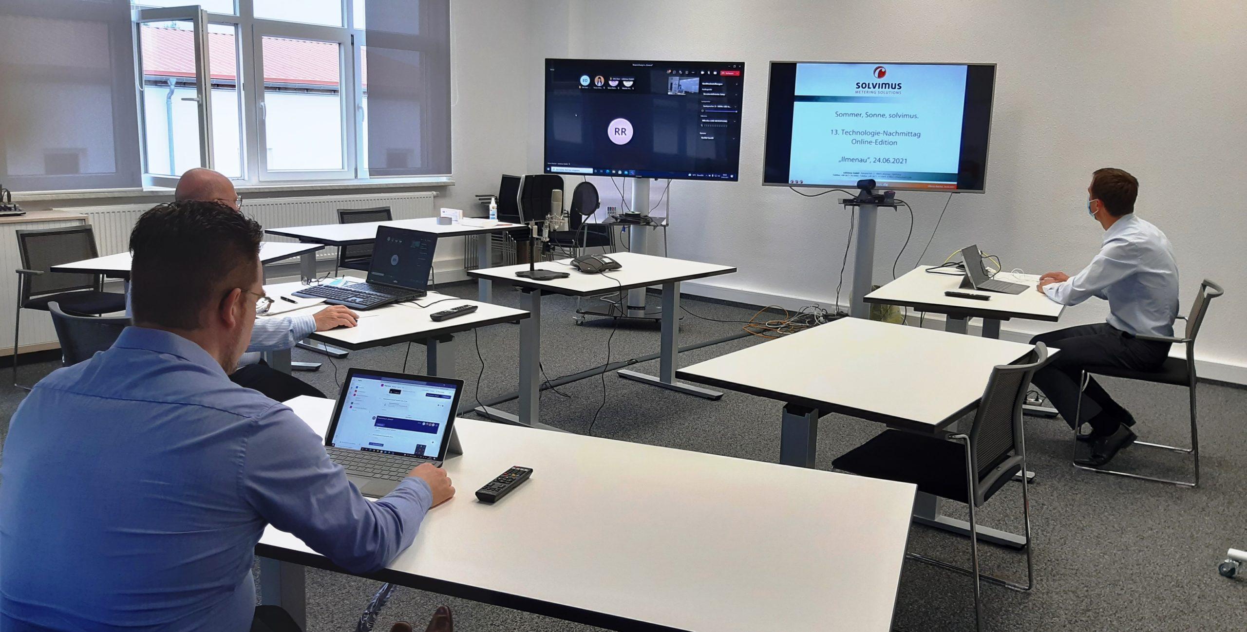 Technologie-Nachmittag 2021 online